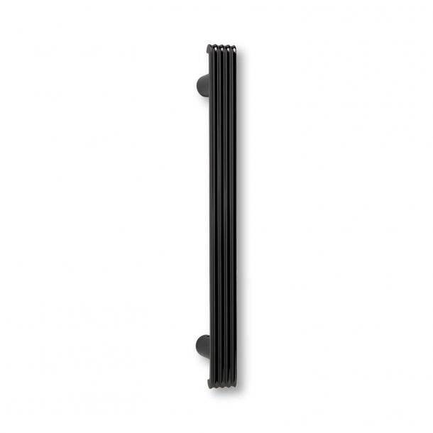 Dörrhandtag C02950 - matt svart - 1930 - 290 mm