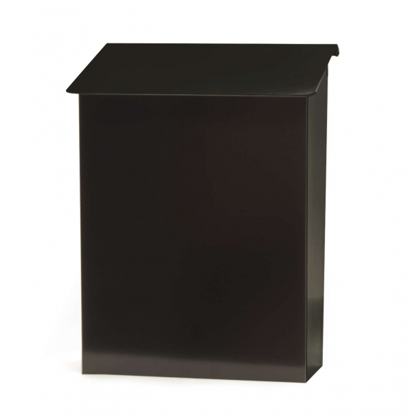 Habo brevlåda 335 x 270 x 130 mm svart