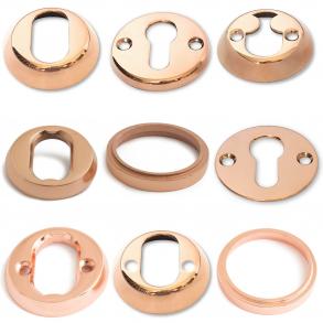 Cylinderringar - Koppar