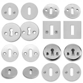 Nyckelskyltar - Rostfritt stål