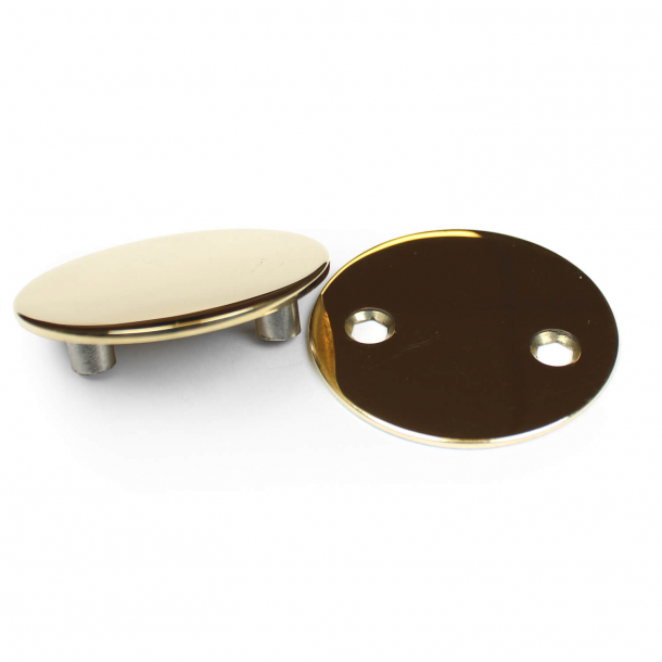 Blind plate - Brass - ASSA - cc30mm