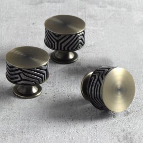 Turnstyle designar möbelknoppen modell B9322